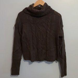 Charlotte Russe Turtleneck Sweater
